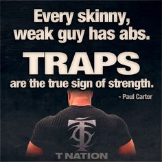 T-Nation.com #powerlifting #bodybuilding #traps
