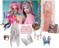 City chic Lifestyle: Funky fashion http://citychiclifestyle.blogspot.co.uk/2015/03/funky-fashion.html  #funkyfashion #fashion #funky #zimmermann #dolceandgabbana
