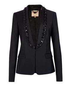 Discover the latest women's designer clothing at Ted Baker. Shop women's British fashion from luxury dresses, jackets, tops, bags and more. Classy Outfits, Pretty Outfits, Vest For Sale, Denim Maxi Dress, Ted Baker Fashion, Embellished Jeans, Embellished Jackets, Suits For Women, Jackets For Women