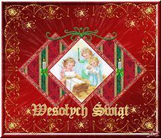 Święta Bożego Narodzenia: Animowane kartki życzeniami bożonarodzeniowymi Tree Skirts, Christmas Tree, Holiday Decor, Handmade, Diy, Crafts, Christmas, Teal Christmas Tree, Hand Made