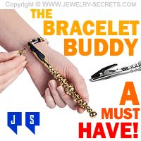 ►► THE BRACELET BUDDY - A MUST HAVE TOOL! ►► Jewelry Secrets