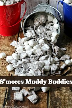 S'more Muddy Buddies
