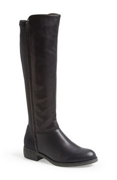 4f805ec6b6c2 MIA  Carolyn  Stretch Panel Riding Boot (Women) available at