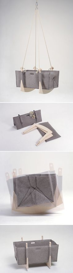 Cradle / Bachelor theses on furniture design in TAC by Kristina Allik
