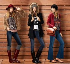 Moda y Tendencias en Buenos Aires : KEVINGSTON MUJER OTOÑO INVIERNO 2015: MODA URBANA ...