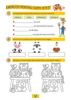 Educational Activities For Kids, Kindergarten Activities, Schools First, Worksheets For Kids, First Grade, Verona, Baby Love, Montessori, Crafts For Kids