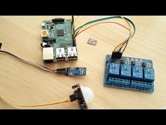 DIY Home Automation Raspberry Pi Tutorial | Getting Started R PiHome+ - YouTube