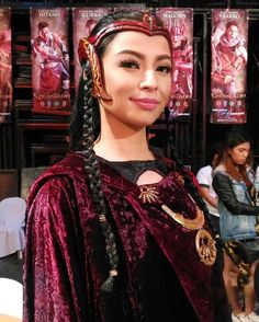 regram @rastrorebelsph Glaiza De Castro bilang Pirena @glaizaredux #EncantadiaGrandPressCon via:Raine De Ocampo Photoshoot, Instagram Posts, Acting, Fantasy, Anime, Fashion, Amor, Moda, Photo Shoot
