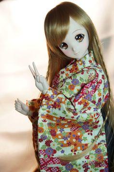 Mirai Suenaga Smart Doll by fumileica