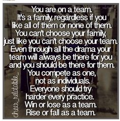 Quote from Abby Wambach, us women's team national star, showing that soccer is the ultimate team sport. Description from pinterest.com. I searched for this on bing.com/images #soccerquotes
