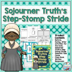 sojourner truth research paper Sojourner truth sojourner truth was able to prosper with her spiritual beliefs despite the trials and tribulations of slavery sojourner truth's stability was made.