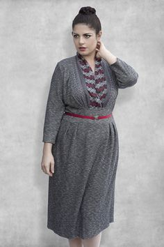 25 Elegant Fall 2016 Plus Size Outfits For Curvy Ladies - Fashion Craze