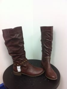 boots by SHM via Sisters