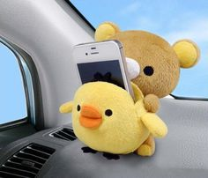 Rakuten: [rilakkuma] car accessories $13.70