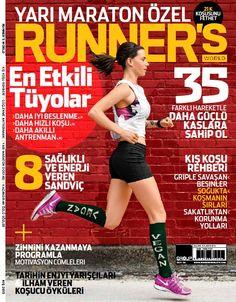 #7kıta7ultramaraton #runnersworldtr Henüz okumadınız mı?