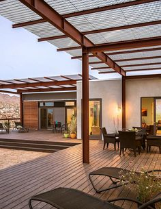 Make it Yours | Blu Homes  Love the deck