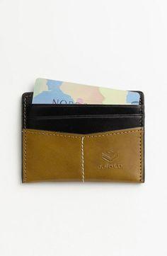 J. Fold 'Thunderbird' Card Holder available at #Nordstrom