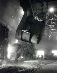 "U.S. Steel, Pittsburgh.  There's a reason our city is nicknamed, ""Steel City"". And why our football team is named the ""Pittsburgh STEELers""."