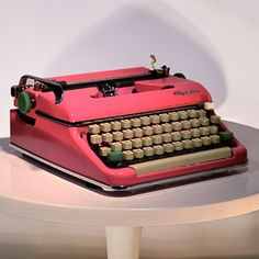 Custom Olympia SM-3 Pink now featured on Kasbah Moderne.