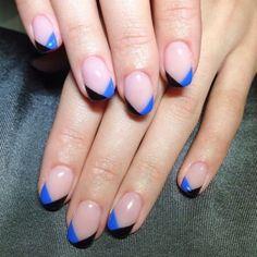 16 hermosas variaciones de las clásicas uñas francesas que querrás probar ahora