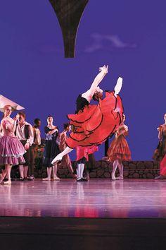 Ballet Idaho's Carmen and Don Quixote Bring Spanish Flair to Morrison Center