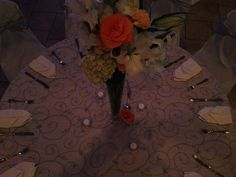 Table design by Grbic events