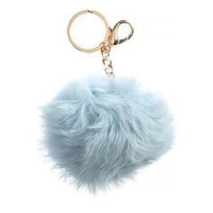 Pom Pom Keychain and Bag Charm - ShopDesignSpark