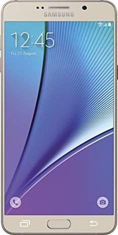 Samsung Galaxy Note 5 SM-N920A 32GB Android Unlocked Smartphone (Gold) * Click on the image for additional details.
