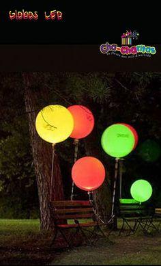 Globos LED