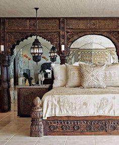 Authentic Moroccan Riad Marrakech Dar Eliane Bohemian Indian