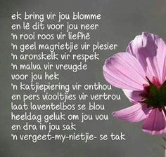 ♡ Good Morning Wishes, Day Wishes, Favorite Quotes, Best Quotes, Writing Lyrics, Evening Greetings, Afrikaans Quotes, Pink Images, Special Words