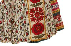 Folk Clothing, Embroidery, Clothes, Outfits, Needlepoint, Clothing, Kleding, Outfit Posts, Coats