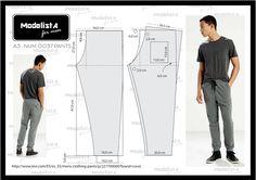 ModelistA: A3 NUMo 0037 PANTS