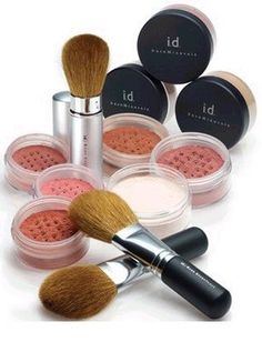 Bare Minerals, the best makeup there is, its healthy, light and does magic. I will swear by it forever