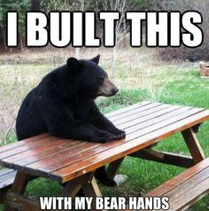 PUNS...puns about bears. Bear puns.......