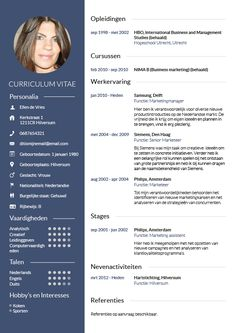 pinterest cv | Pin Voorbeeld Cv Downloaden On Pinterest Pictures to pin on Pinterest