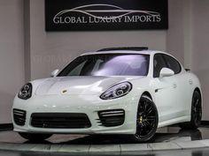 2015 Porsche Panamera V8 GTS