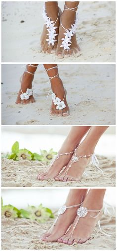Amazing beach shoes for a beach wedding #destinationweddingpackages #destinationweddingplanner #destinationweddingideas