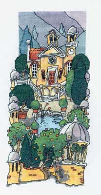 Gallery.ru / Фото #90 - Кривые домики - mornela
