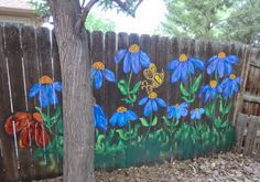 8 Motivated Clever Tips: Fence Ideas Around Pool Fence Colour Ideas Uk.Fencing Ideas With Sleepers Wood Fence Keeps Breaking Stardew Valley.Fence Ideas Around Pool. Garden Fence Art, Garden Mural, Diy Fence, Backyard Fences, Fence Ideas, Pallet Fence, Watercolor Wallpaper Iphone, Iphone Wallpaper Glitter, Garden Crafts