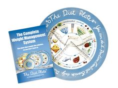 The Diet Plate® - MALE Version. Weight Loss and Portion Control Made Easy.
