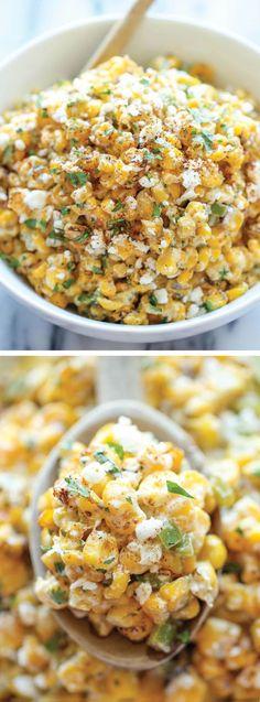 Mexican Corn Dip - T