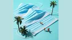 Surf's Up! Miniature Calendar, Miniature Photography, Digital Museum, Japanese Artists, Grafik Design, Art Plastique, Surreal Art, Creative Photography, Collage Art
