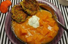 Magyaros ízekkel is isteni! Vegan Vegetarian, Vegetarian Recipes, Paleo, Kefir, Thai Red Curry, Sweet Potato, Healthy Life, Mashed Potatoes, Food And Drink