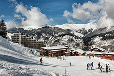 Ski pas cher à la Résidence Maeva Les Grangettes 1550