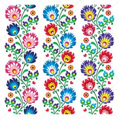 Great resource for Folk images and downloads.  GraphicRiver Folk Pattern 7138366