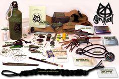 Wilderness survival kit