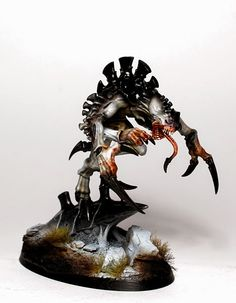 Showcase: Speed painted Tyranid Spawn of Cryptus Warhammer Paint, Warhammer 40000, Warhammer 40k Tyranids, Warhammer Models, Warhammer 40k Miniatures, Speed Paint, Fantasy Miniatures, Miniature Figurines, Spawn
