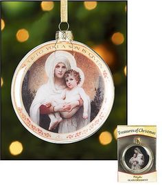 Unto You a Son Is Given Glass Ornament, (Set of 2) , http://www.amazon.com/dp/B008VC8NP8/ref=cm_sw_r_pi_dp_G77iqb0TK96X4 $24.74