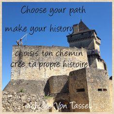 Path, history, histoire, citation, quote